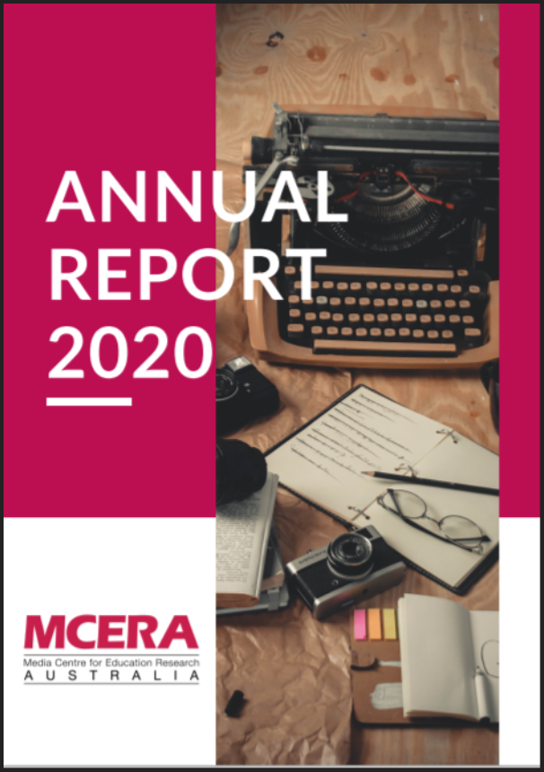Preview image of annual report 2020